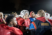UK. Birmingham.  29th  October 2015<br /> Lions players during an outdoor training session on the University of Birmingham campus.<br /> Andrew Testa for the New York Times