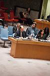 Iran in UN SC on GAZA