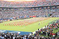Marching Band der Florida A&M<br /> Super Bowl XLIV: Indianapolis Colts vs. New Orleans Saints *** Local Caption *** Foto ist honorarpflichtig! zzgl. gesetzl. MwSt. Auf Anfrage in hoeherer Qualitaet/Aufloesung. Belegexemplar an: Marc Schueler, Alte Weinstrasse 1, 61352 Bad Homburg, Tel. +49 (0) 151 11 65 49 88, www.gameday-mediaservices.de. Email: marc.schueler@gameday-mediaservices.de, Bankverbindung: Volksbank Bergstrasse, Kto.: 52137306, BLZ: 50890000