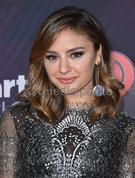 11 March 2018 - Inglewood, California - Christine Evangelista. 2018 iHeart Radio Awards held at The Forum. Photo Credit: Birdie Thompson/AdMedia