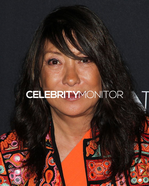 SANTA MONICA, CA, USA - OCTOBER 18: Barbara Bui arrives at Elyse Walker's 10th Annual Pink Party held at Santa Monica Airport HANGAR:8 on October 18, 2014 in Santa Monica, California, United States. (Photo by Celebrity Monitor)