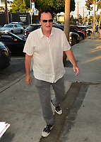 Quentin Tarantino spotted At Craig's In Hollywood