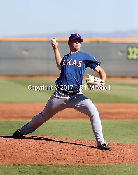 Reid Anderson - 2017 AIL Rangers (Bill Mitchell)