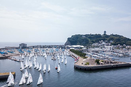 When Ireland first sailed in a Japanese Olympics in 1964, the racing was staged in October when the intense summer heat had eased. This year's regatta is planned here at Enoshima in July, a bit cooler than the main centre of Tokyo nearby, but still making a period of acclimatisation for Irish sailors highly desirable.