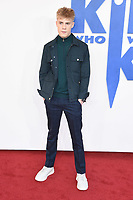 """Tom Taylor<br /> arriving for the premiere of """"The Kiid who would be King"""" at the Odeon Luxe cinema, Leicester Square, London<br /> <br /> ©Ash Knotek  D3476  03/02/2019"""