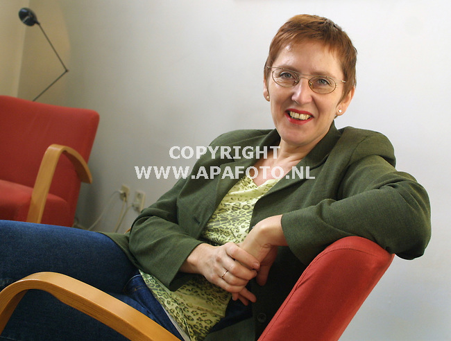 Deventer, 041001<br />Sexuologe Carolien Roodvoets <br />Foto: Sjef Prins / APA Foto