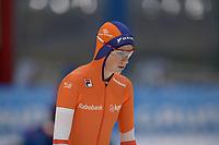 SPEEDSKATING: 07-12-2018, Tomaszów Mazowiecki (POL), ISU World Cup Arena Lodowa, 500m Ladies Division A, Janine Smit (NED), ©photo Martin de Jong