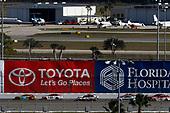 2017 NASCAR Cup - Daytona 500<br /> Daytona International Speedway, Daytona, FL USA<br /> Sunday 26 February 2017<br /> Kyle Busch, M&M's Toyota Camry<br /> World Copyright: Michael L. Levitt/LAT Images<br /> ref: Digital Image levitt-0217-D500_46207