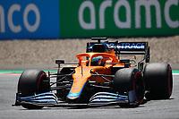 #03 Daniel Ricciardo McLaren Mercedes, Formula 1 World championship 2021, Austrian GP July 3rd 2021<br /> Photo Federico Basile / Insidefoto