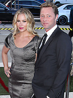 LOS ANGELES, CA, USA - JULY 19: Christina Applegate, Martyn LeNoble at the 4th Annual Celebration Of Dance Gala Presented By The Dizzy Feet Foundation held at the Dorothy Chandler Pavilion at The Music Center on July 19, 2014 in Los Angeles, California, United States. (Photo by Xavier Collin/Celebrity Monitor)