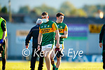 Dara Moynihan, Kerry, after the Munster Football Championship game between Kerry and Clare at Fitzgerald Stadium, Killarney on Saturday.