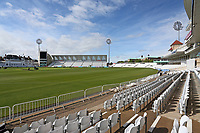 General view of the ground ahead of play on Day Four of Nottinghamshire CCC vs Essex CCC, LV Insurance County Championship Group 1 Cricket at Trent Bridge on 9th May 2021