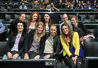 10-02-14, Netherlands,Rotterdam,Ahoy, ABNAMROWTT,<br /> Photo:Tennisimages/Henk Koster