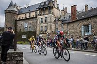 Thomas De Gendt (BEL/Lotto Soudal)<br /> <br /> Stage 4 from Redon to Fougéres (150.4km)<br /> 108th Tour de France 2021 (2.UWT)<br /> <br /> ©kramon