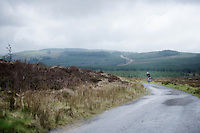 roadtripping in the Slieve Gullion Forest Park in Northern Ireland (close to the Irish border)