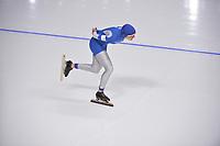 OLYMPIC GAMES: PYEONGCHANG: 16-02-2018, Gangneung Oval, Long Track, 5.000m Ladies, Natalya Voronina (OAR), ©photo Martin de Jong