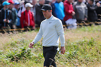180719 | The 148th Open - Day 1<br /> <br /> Paul Casey of England on the 13th during the 148th Open Championship at Royal Portrush Golf Club, County Antrim, Northern Ireland. Photo by John Dickson - DICKSONDIGITAL