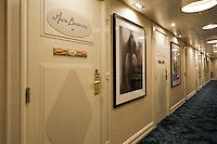 Norwegen, Oslo, Ladies Floor im Grand Hotel