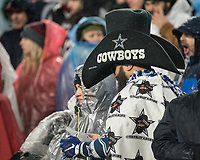 FOXBOROUGH, MA - NOVEMBER 24:  during a game between Dallas Cowboys and New England Patriots at Gillettes on November 24, 2019 in Foxborough, Massachusetts.