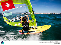 Swiss Sailing Team shooting in Palma, April 2018