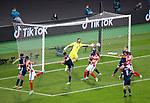 22.06.2021 Croatia v Scotland: David Marshall beaten by Ivan Perisic for Croatia's third goal