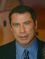 Miami, FL 11-2-2002<br /> John Travolta prior to wife Kelly Preston being inducted into the Hall of Fame at Miami Childrens Hospital at the Inter Continental Hotel.<br /> Photo By Adam Scull/PHOTOlink