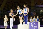 Boys U14 and U12 National Championships  7.12.14. Emirates Arena Glasgow