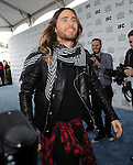 Jared Leto attends The 2014 Film Independent Spirit Awards held at Santa Monica Beach in Santa Monica, California on March 01,2014                                                                               © 2014 Hollywood Press Agency