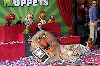 Muppets Walk of Fame Star Ceremony