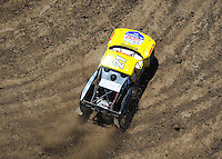 Jun. 26, 2010; Tooele, UT USA; LOORRS pro four unlimited driver Rob MacCachren takes a turn during qualifying for round seven at Miller Motorsports Park. Mandatory Credit: Mark J. Rebilas-US PRESSWIRE