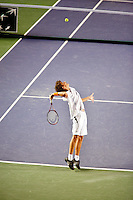 7-4-07, England, Birmingham, Tennis, Daviscup England-Netherlands,  Robin Haase