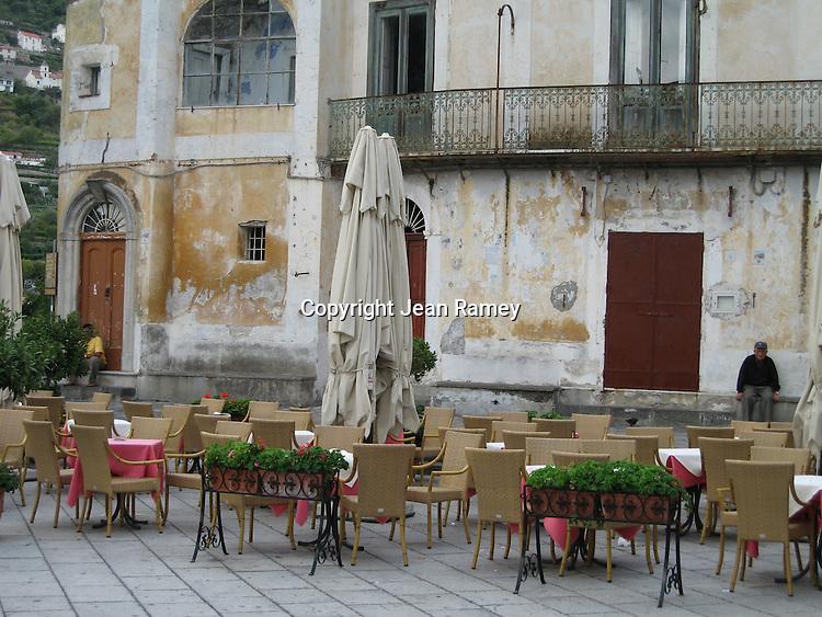 Piazza Patina - Amalfi Coast