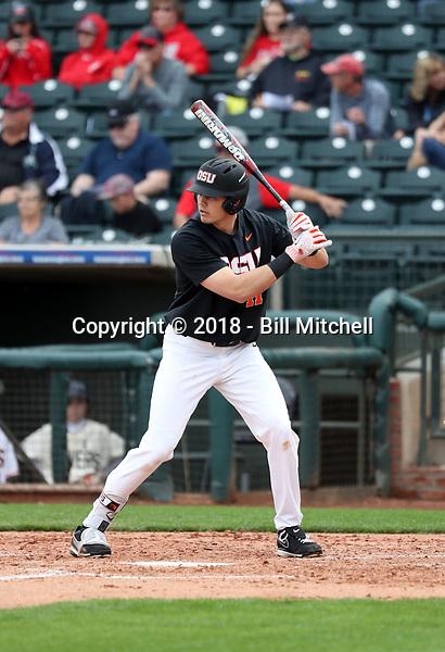 Trevor Larnach - 2018 - Oregon State Beavers (Bill Mitchell)