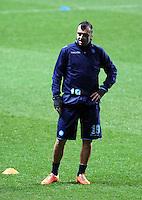 Goran Pandev of Napoli during training
