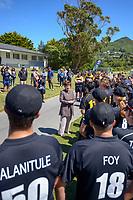 210211 Cricket - NZ Māori Schoolboys v Governor Generals XI