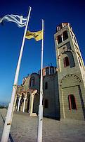 Agia Napa / Cipro.Monastero ortodosso. Orthodox monastery..Photo Livio Senigalliesi.