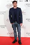 Spanish actor Bernabe Fernandez attends Ara Malikian, Una Vida Entre Las Cuerdas Madrid Premiere on October 23, 2019 in Madrid, Spain.(ALTERPHOTOS/ItahisaHernandez)