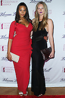 NEW YORK CITY, NY, USA - MARCH 07: Martica Pring, Danielle Redman at the 6th Annual Blossom Ball Benefiting Endometriosis Foundation Of America held at 583 Park Avenue on March 7, 2014 in New York City, New York, United States. (Photo by Jeffery Duran/Celebrity Monitor)