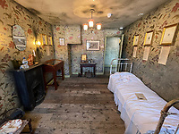 BNPS.co.uk (01202) 558833. <br /> Pic: AuctionHouseLondon/BNPS<br /> <br /> Pictured: The Cable Street Museum tells the story of the killings and the fruitless search for the person who came to be known as Jack the Ripper. <br /> <br /> Not for the faint-hearted...<br /> <br /> A Jack the Ripper Museum in the area where the serial killer carried out his murders is going up for auction for £685,000. <br /> <br /> Celebrity auctioneer Andrew Binstock from the BBC's Homes Under the Hammer is leading the auction of the six-storey building in London's Whitechapel.