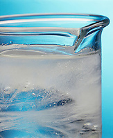 WATER FREEZING<br /> (Variations Available)<br /> Melting ice is favored by entropy but disfavored by enthalpy. The freezing of water is favored by enthalpy but disfavored by entropy. The entropy & enthalpy terms for both processes balance each other at 0 deg C.