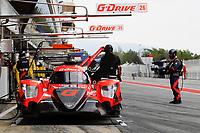#26 G-DRIVE RACING (RUS) - AURUS 01/GIBSON - LMP2 - ROMAN RUSINOV (RUS) / NICK DE VRIES (NLD) / FRANCO COLAPINTO (ARG)