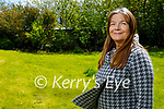 Evelyn Stimpfig at her home in Tralee who is running a fundraiser for the Edith Wilkins Street Childrens Foundation to raise funds to help the children of Derjeeling, India due to a grave crisis with the Coronavirus