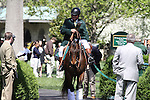Keenland Race Course outrider. 04.08.2010