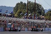 Jack Harvey, Meyer Shank Racing Honda, Jordan King, Ed Carpenter Racing Chevrolet