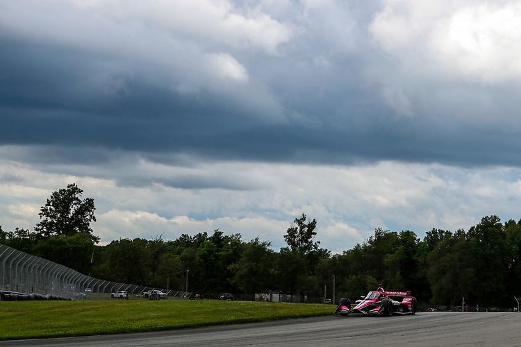 #60: Jack Harvey, Meyer Shank Racing Honda