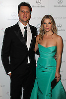 LOS ANGELES, CA - JANUARY 11: Hayes MacArthur, Ali Larter at The Art of Elysium's 7th Annual Heaven Gala held at Skirball Cultural Center on January 11, 2014 in Los Angeles, California. (Photo by Xavier Collin/Celebrity Monitor)