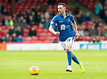 Aberdeen v St Johnstone…14.09.19   Pittodrie   SPFL<br />Jason Holt<br />Picture by Graeme Hart.<br />Copyright Perthshire Picture Agency<br />Tel: 01738 623350  Mobile: 07990 594431