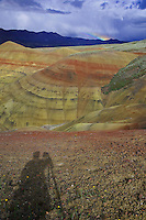 SCENERY of Painted Hills, Seattle, Bellevue, Puget Sound & other places