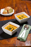 Winter Warmer Pumpkin Soup.