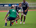 Damian McKenzie. Maori All Blacks Train. Suva, Fiji. July 9 2015. Photo: Marc Weakley